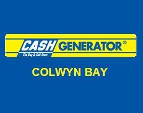 Cash Generator Colwyn Bay